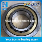 Anti Friction Double Row Cylindrical Roller Bearing , Steel Cage Bearing NJ316