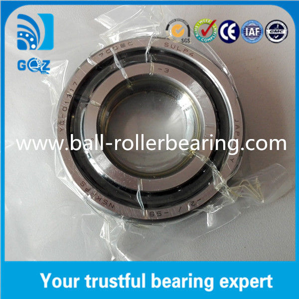 ISO Machine Tool Precision Angular Contact Bearings 7005CTYNSULP4
