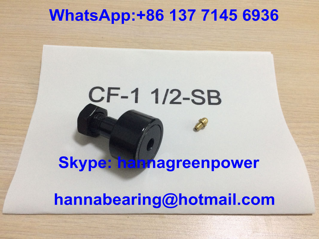 CF1 1/2SB Hex Hole Cam Follower Bearing CF1 1/2B Heavy Duty Track Roller  Bearing