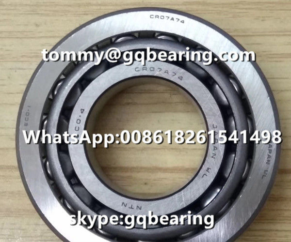 NTN CR07A74 Tapered Roller Bearing EC0.1 CR07A74 Differential Bearing EC0.4 CR07A74 Gearbox Bearing