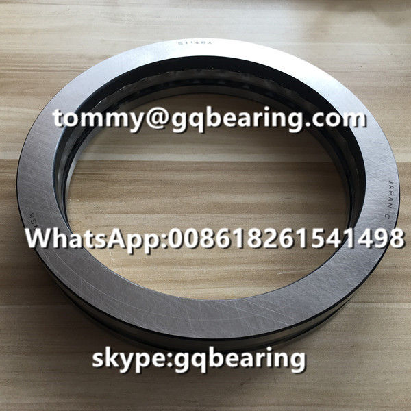 Chrome Steel Single Direction Thrust Ball Bearing NSK 51148X for Agricultual Tool