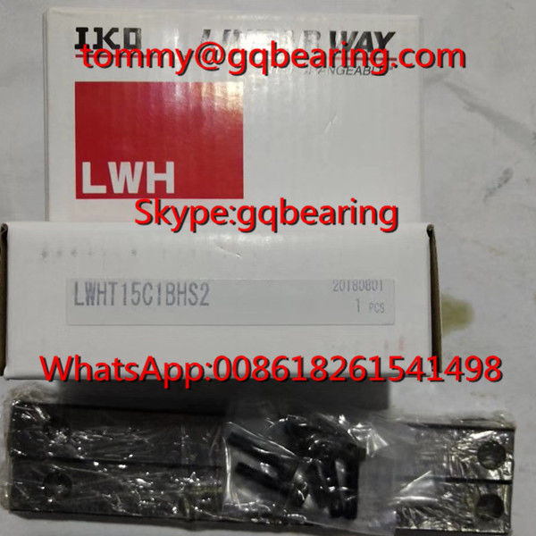 IKO LWHT15C1BHS2 Linear Guideway and Block LWHT15 Linear Bearing